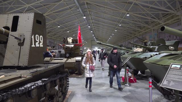 Единственную в мире СУ-26 презентовали в Музее Отечественной военной истории в Падиково